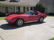 1972 Chevrolet Corvette fully loaded